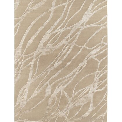 PLAIN COLOUR RUG CHANTAL BEIGE