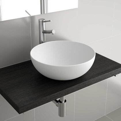 Countertop basin BOL SOLID SURFACE