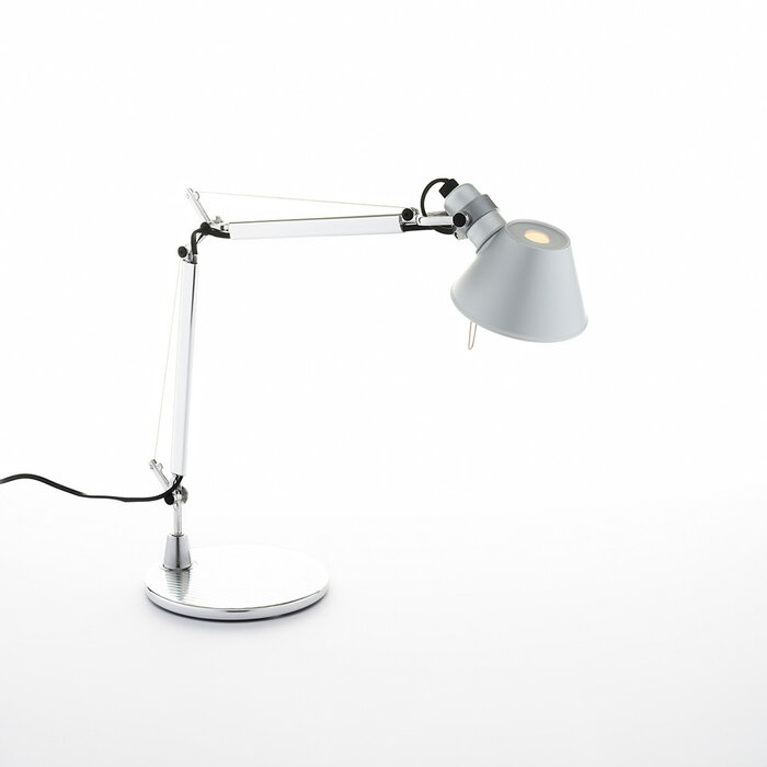 Tolomeo Micro Table Aluminium